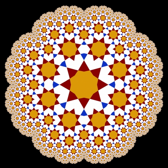 Day134Islamic 8-fold Fractal Flower Median 900x900